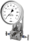 Differential pressure gauge with bellows element_P670 series (P671, P672, P673) (P670_P671_P672_P673)